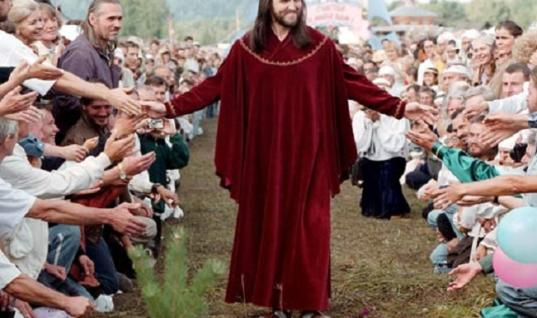 Man Who Claims To Be The Reincarnation Of Jesus Is Shocking The World Jesus Wannabe Takes Over Russia In Just A Few Years, You Won't Believe What This Self-Proclaimed God Is Preaching To The People, Cult Leader Claims To Be Jesus For The Most Weird Reason, Ex-Police Officer Becomes The Reincarnation Of Jesus, Self-Proclaimed Jesus Christ Is Gathering Followers From All Over The World, This Man Claims To Be The Messiah And People Believe Him, Former Police Officer Claims To Be Jesus Reborn, Russian Police Officer Leads A Cult Claiming That He's Jesus Reincarnated, The Life Of A Self-Proclaimed Jesus Christ, Teachings Of Reincarnated Jesus Christ Gain Mass Following