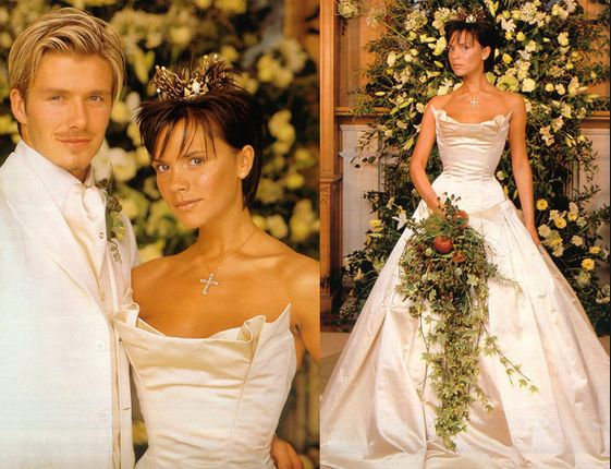 Stunning Iconic Wedding Dresses Worn By Celebrities Page 4 Mutually