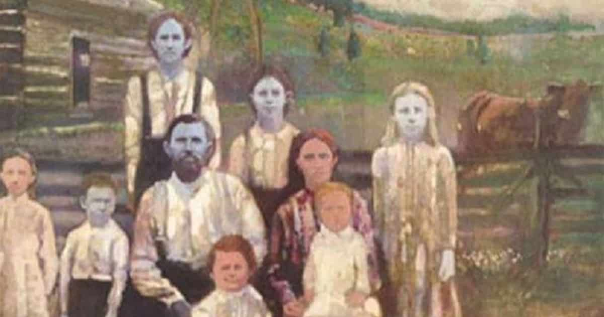 meet the blue skinned fugate family of the kentucky hills mutually