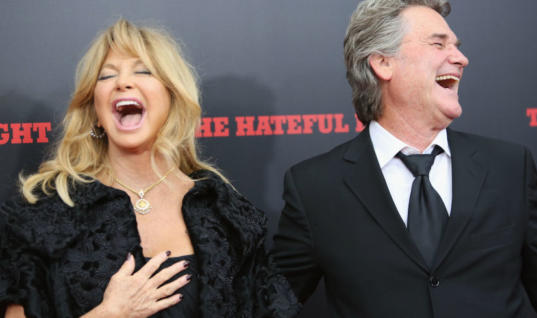 After 34 Years Together, Goldie Hawn & Partner Kurt Russell Announce Life-Changing News