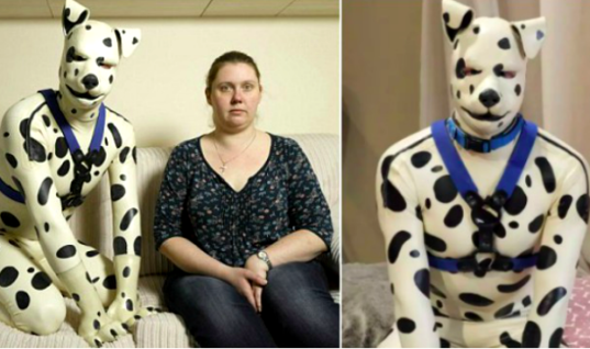 Meet The Grown Man Who Lives His Life As A Domesticated Dog This Grown Man Lives His Life As A Domesticated Dog, Meet the 'human puppy' man who lives his life as a domesticated dog