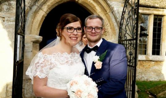 This Girl Was Born With A Terrible Birth Defect But Now She's A Blushing Bride