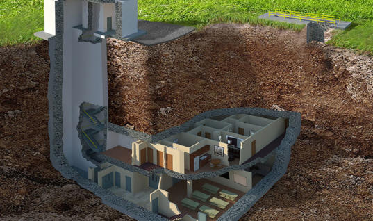 Rich Prepper Builds $17.5M Bunker
