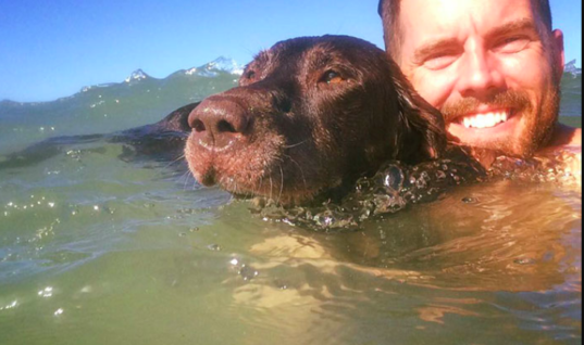 After Finding Out That His Dog Has Cancer, Man Takes Him On A Final Epic Road Trip