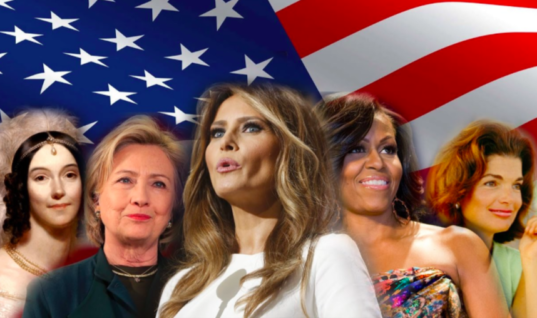 Woman In Power: Here Are The Most Influential First Ladies Of The United States