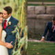 Suited-Up Groom Abandons His Wedding Photoshoot And Jumps Into River, The Bride Is In Tears When She Knows The Reason Behind It